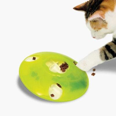 Bączek na przysmaki Catit Play Treat Spinner