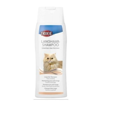 Szampon dla kotów długowłosych, 250ml