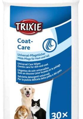 Uniwersalne chusteczki higieniczne dla zwierząt, 30szt.