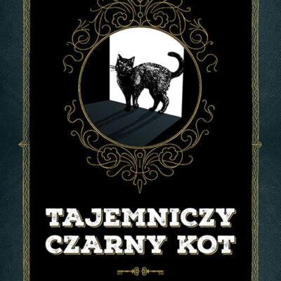 Tajemniczy czarny kot. Legendy i przesądy, Nathalie Semenuik