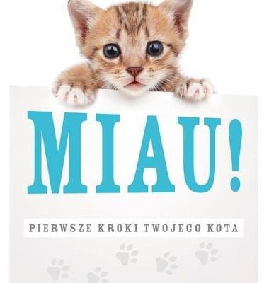 Miau! Pierwsze kroki twojego kota, Tammy Gagne
