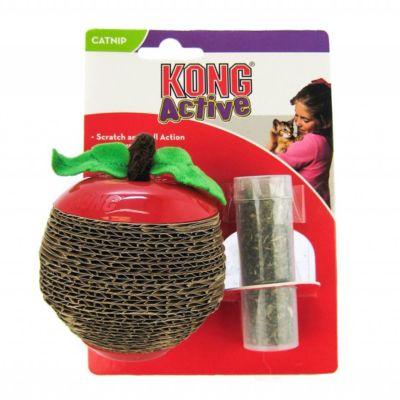 Drapak jabłuszko Scratch Apple, KONG