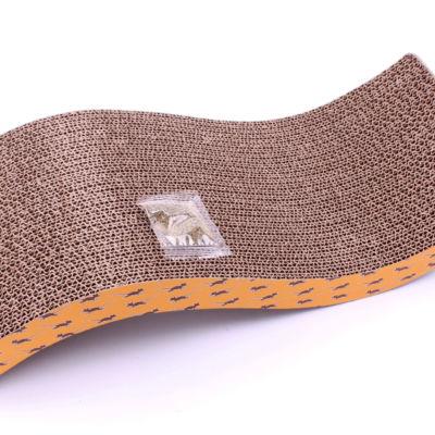 Drapak kartonowy Fala, 55cm