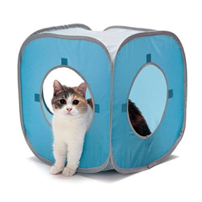 Domek kryjówka Kitty Play Cube