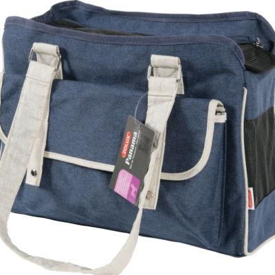 Bezpieczna torba transportowa Panama, niebieska
