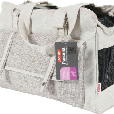 Bezpieczna torba transportowa Panama, beżowa