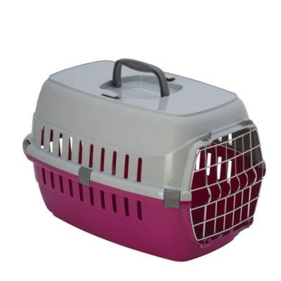 Transporter dla kota do 8kg, różowy