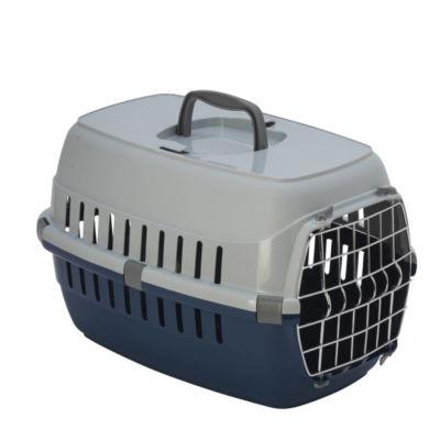 Transporter dla kota do 8kg, granatowy