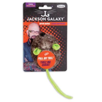 Wibrująca myszka od Jackson Galaxy