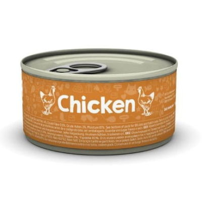 Naturea bezzbożowa karma filetowa - Kurczak 85g