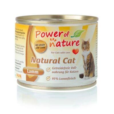 karma Power of Nature Natural Cat jagnięcina 200g Premium