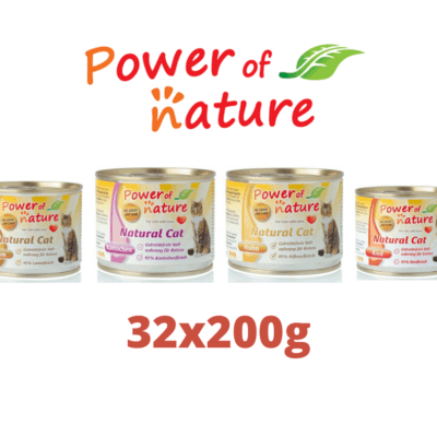 pakiet Power of Nature mix 32x200g PREMIUM