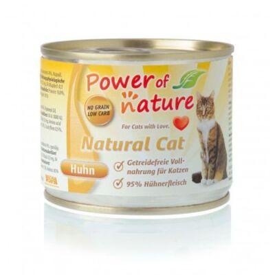 karma Power of Nature Natural Cat kurczak 200g Premium