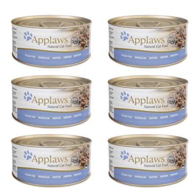 applaws ryby oceaniczne pakiet 6