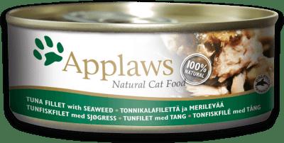 applaws tuńczyk wodorosty