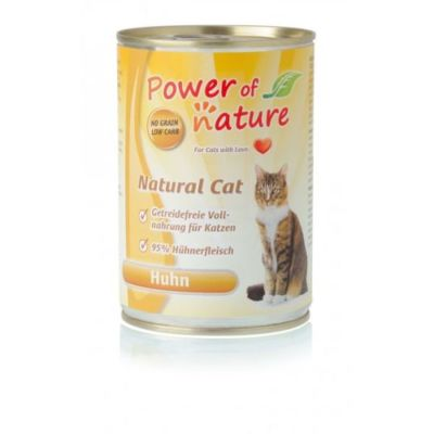 power of nature kurczak 400g