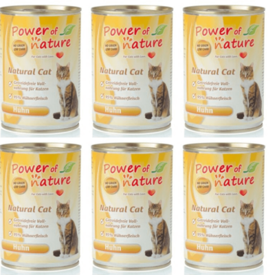 zestaw power of nature kurczak 400g