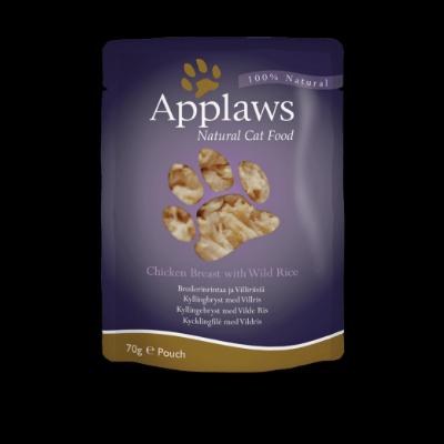 applaws saszetka kurczak z ryżem